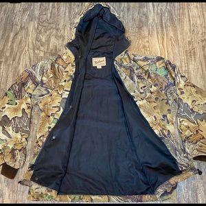 Woolrich Advantage Timber Camo Hunting Jacket L